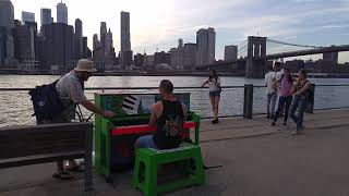 20180616 z Brooklyn Bridge Park 10