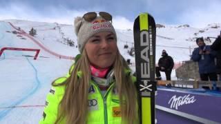 Lindsey Vonn | St. Moritz