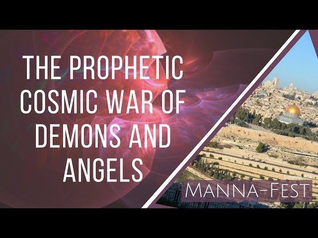 Evangelist Perry Stone: The Prophetic Cosmic War of Demons and Angels