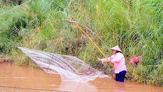 ОГРОМНЫЕ КАРАСИ НА ПАУК ПОДЪЁМНИК ЗАБРАЛСЯ В КУСТЫ И ДАВАЙ ЛОВИТЬ Рыбалка на паук