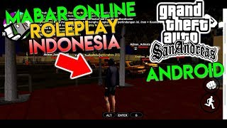 Cara Mabar Online (Roleplay) GTA SA Android Server Indonesia !