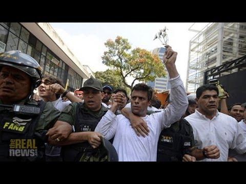 Venezuelan Opposition Divided On Question of Regime Change