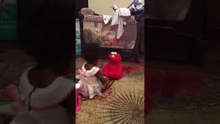 Elmo vs chucky