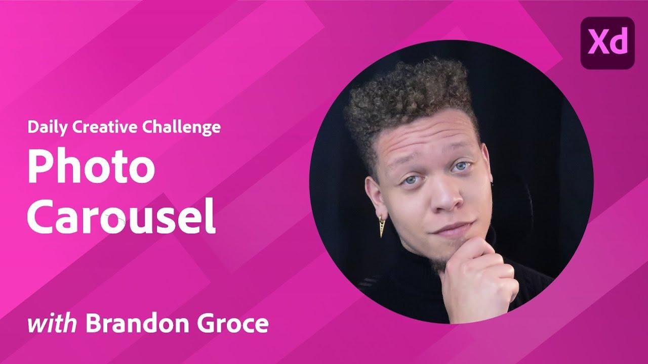 XD Daily Creative Challenge - Photo Carousel
