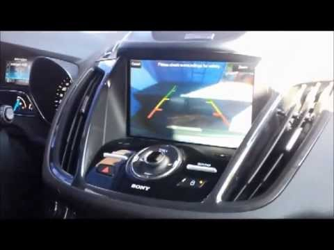 Ford Kuga Auto Parking at Sydney Motor Show AIMS 2012.mp4