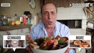 Итальянский рыбный суп Дженнаро