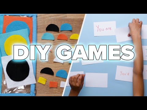 9 Fun Games To Keep Your Kids Busy