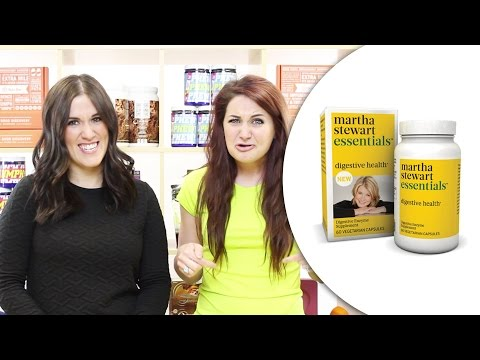 Bulu Box - The Scoop: Digestive Health - Martha Stewart Essentials
