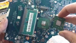 lenovo g50 30 nm a311 cpu deyisdirilmesi