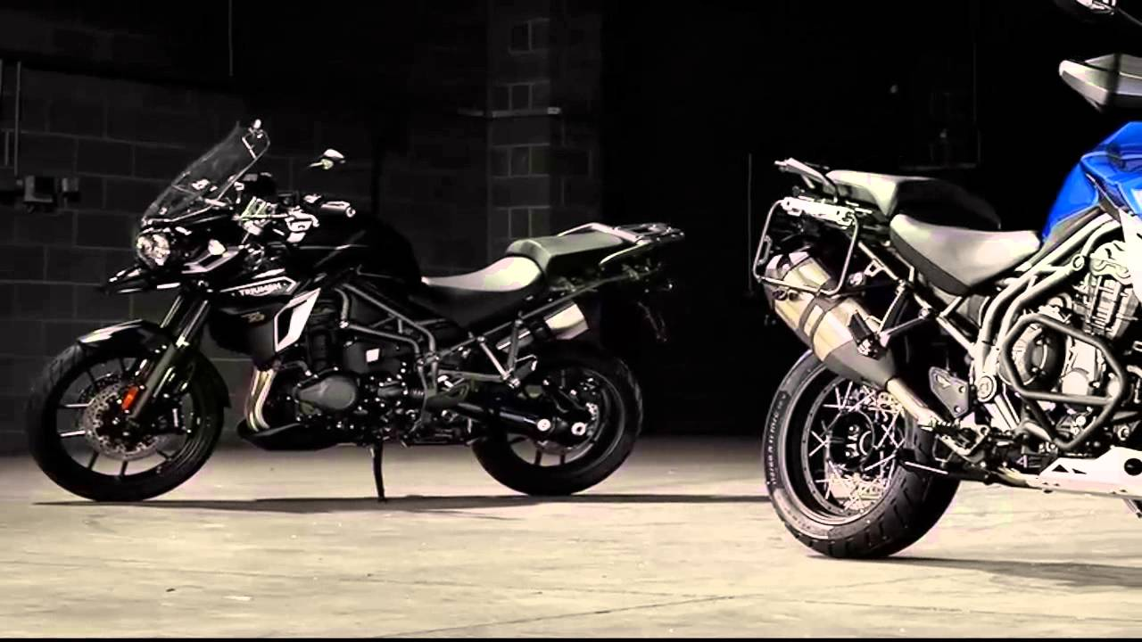 Triumph Have Given The Range Topping Tiger Explorer Youtube