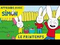 Simon - C'est le 🍀 PRINTEMPS 🍀 !! [Officiel] Dessin animé pour enfants