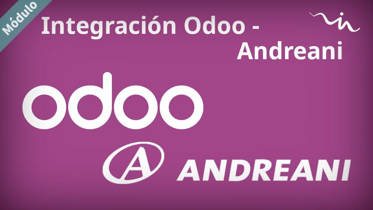 Soluciones Odoo - Andreani y Odoo