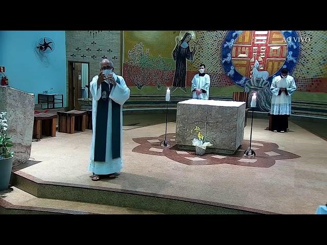 Santa Missa  (29º Domingo do Tempo Comum) 16/10/2021