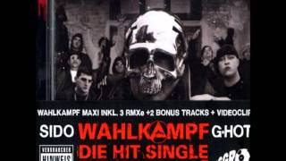 SIDO feat G-HOT WAHLKAMPF