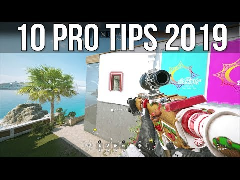10 Tips From 2019 Pro League Games - Rainbow Six Siege Pro League Tips