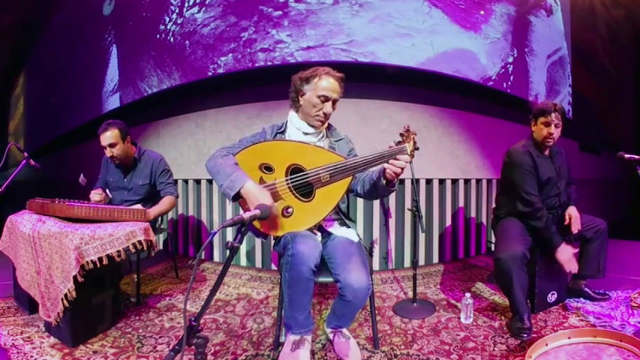 360°—The Rahim Alhaj Trio