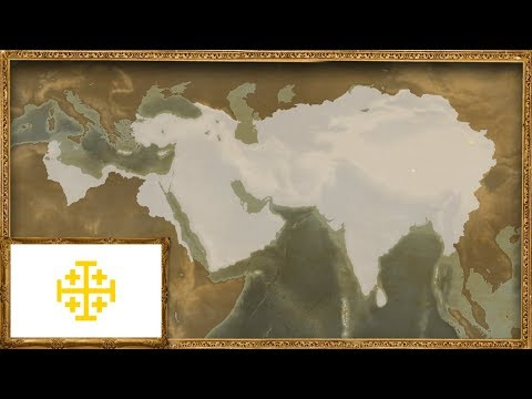 EU4 Timelapse - Kingdom of Jerusalem