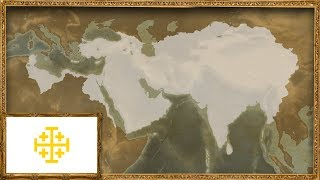 EU4 Timelapse - Kingdom of Jerusalem