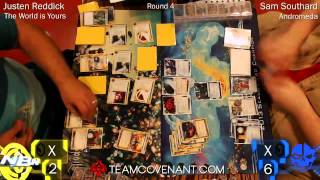 Plugged-In Tour - Netrunner LCG - Match 4