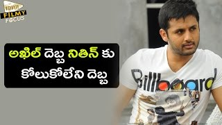 Akhil Brings Trouble To Nitin Career? || Filmy Focus