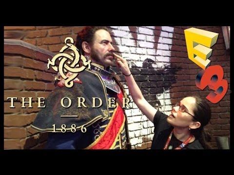 MD At E3 - The Order: 1886 (Ready At Dawn)
