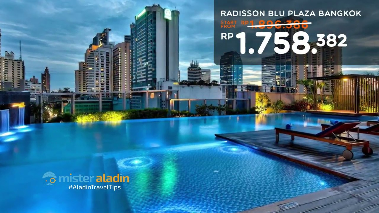 7 Top Luxury 5 Stars Hotels In Bangkok Mister Aladin