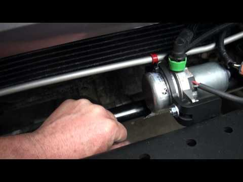 05-22-2014 Warn 87750 Bumper Install Problems - 2013 Jeep Wrangler Rubicon