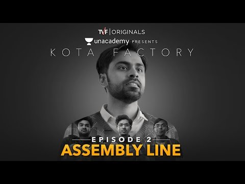 Kota Factory S01E02 - Assembly Line | The Viral Fever