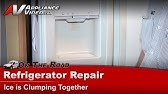 Refrigerator and IceMaker Repair - Replacing the Auger ... on