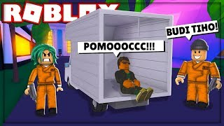 I FINALLY KIDNAPPED HIM IN BLOXBURG AND THEN THIS HAPPENED! ROBLOX Adventures! w/Shime HD