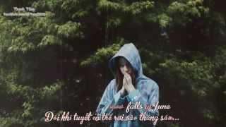 Rain In December - Bosson [HD Kara VietSub]
