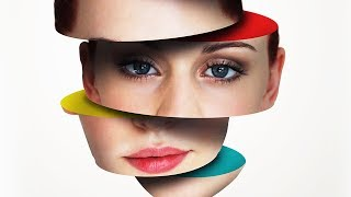 Face Slice Effect | Photoshop Tutorial