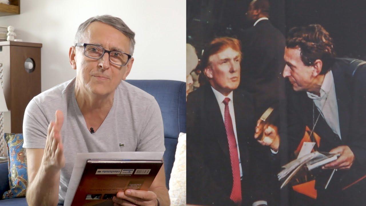 Trump przegrał MILION DOLARÓW stawiając na wygraną Gołoty | Andrzej Kostyra Q&A