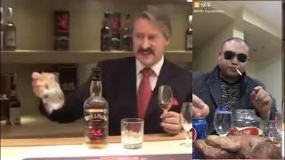 Как НЕ надо пить виски... :)