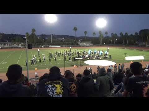 Bolsa Grande High School Semi Finals Band Competition 2018