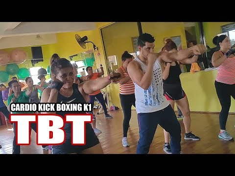 Cardio Kick Boxing – Stay Young Edit para K1 Fitness