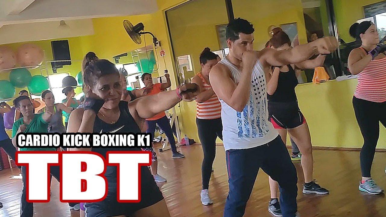 Cardio Kick Boxing - Stay Young Edit para K1 Fitness