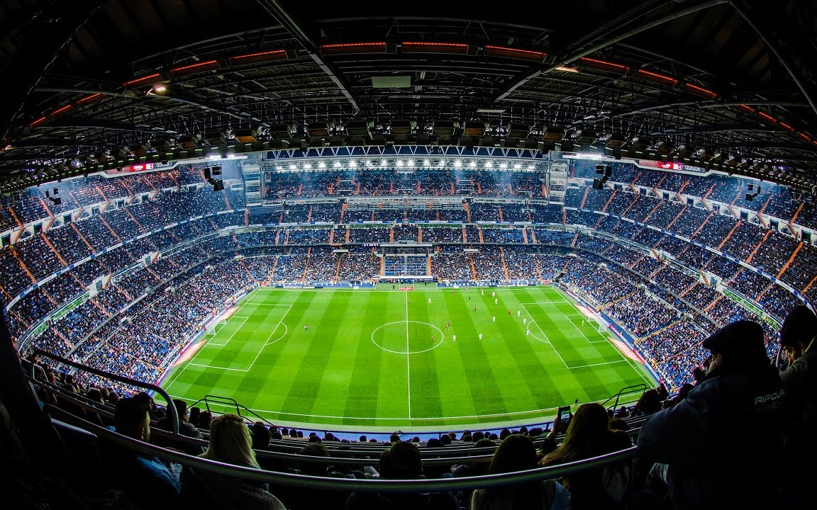 Most intimidating football stadiums