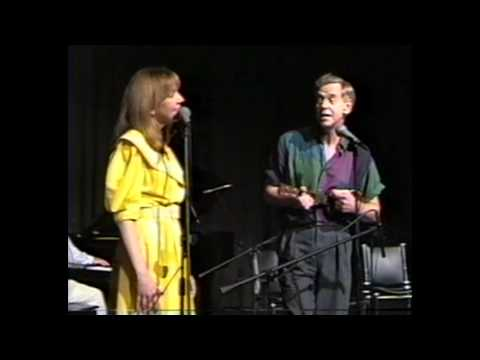 Regina & Ian Whitcomb @ The 1995 Scott Joplin Ragtime Festival in Sedalia, Missouri