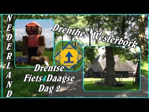 Drentse Fiets4Daagse - Westerbork Dag 2