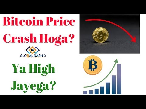 Bitcoin Price Crash Hoga Ya High Jayega And Kis Altcoin Me Invest Kare in Hindi