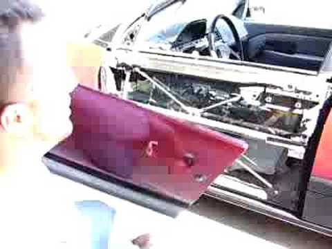 How To Remove Outer Door Skin Youtube