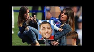 Eden Hazard wife: Who is Natacha Van Honacker? When did she marry Belgium star?