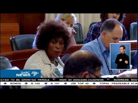 Makhosi Khoza to face disciplinary action