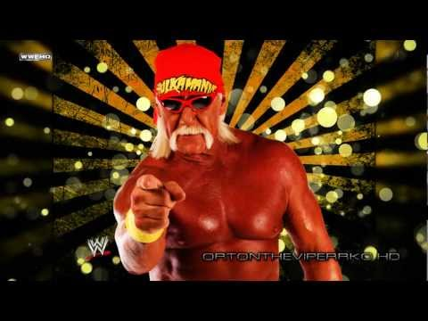 "WWF: Hulk Hogan Theme Song - ""Real American"" [CD Quality + Lyrics]"