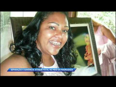 Mulher desaparece com a filha após o assassinato do ex-marido