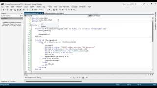 VB .Net - Gravar Documentos  Pdf no Banco de Dados Access