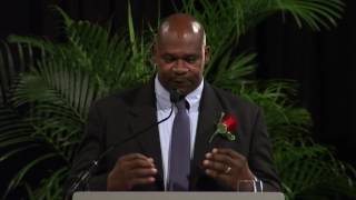 Albert Robsinon - 2016 IU Athletics Hall of Fame Induction Speech