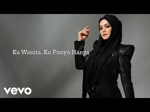 Dato Siti Nurhaliza - Aku (Lyric Video)