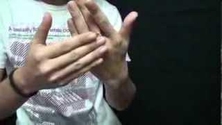 Repeat youtube video 究極の、指輪移動マジック!     手品 マジック 種明かし